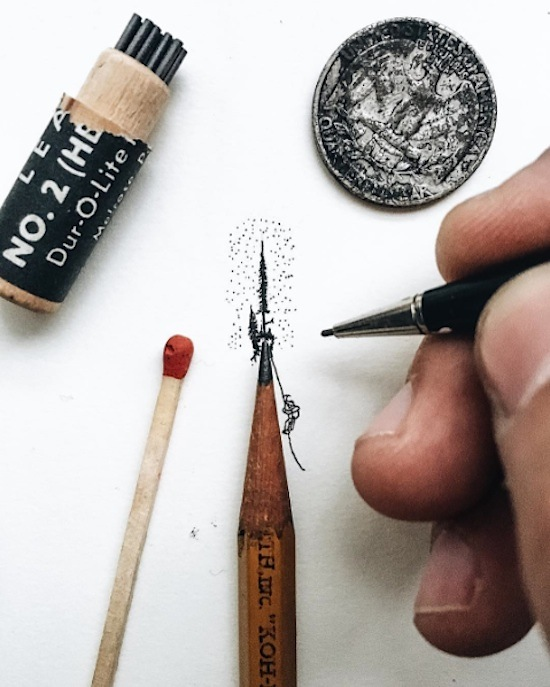 Pencil_Top_Drawings_Detailed_Micro_Illustrations_That_Seem_To_Balance_On_Pencil_Tips_2016_06