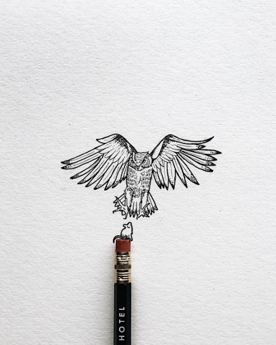 Pencil_Top_Drawings_Detailed_Micro_Illustrations_That_Seem_To_Balance_On_Pencil_Tips_2016_08