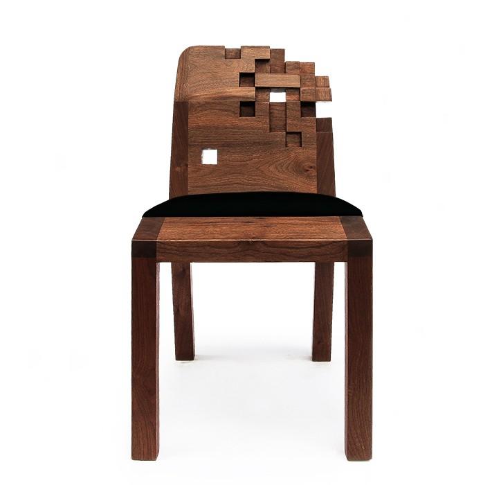 Pixel chair 1