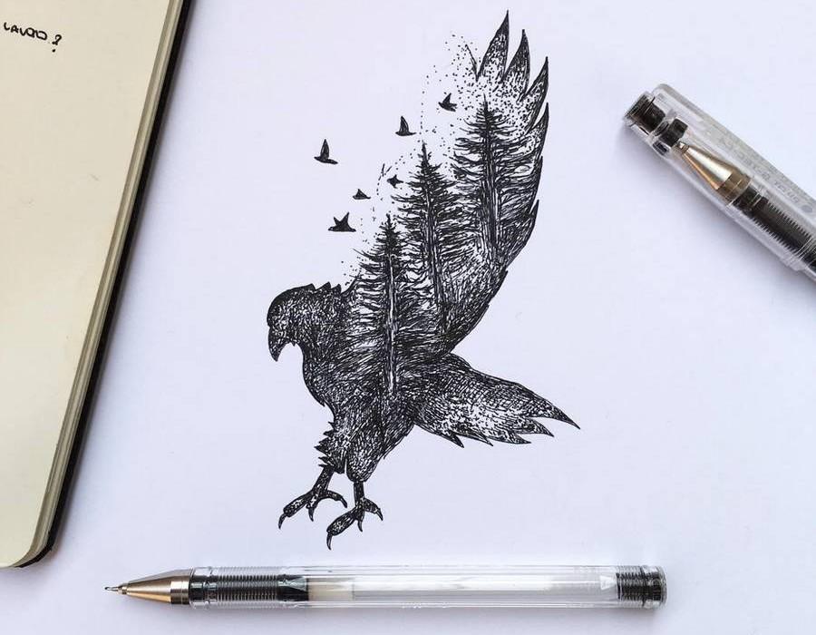 blackinkpenillustrations3-900x800