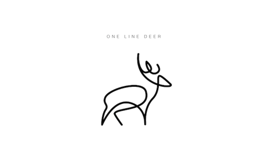 One Line Drawings Of Animals : One line animals by differantly design