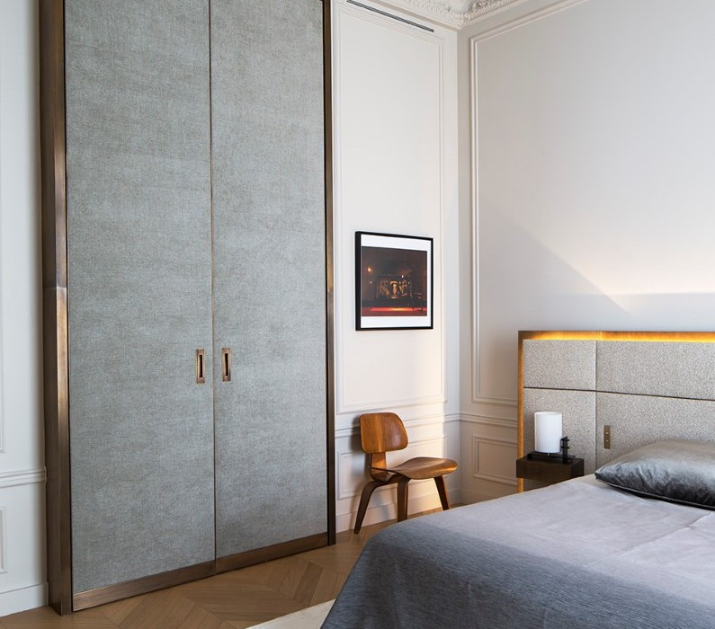 Trocadero Apartment designed by Rodolphe Parente