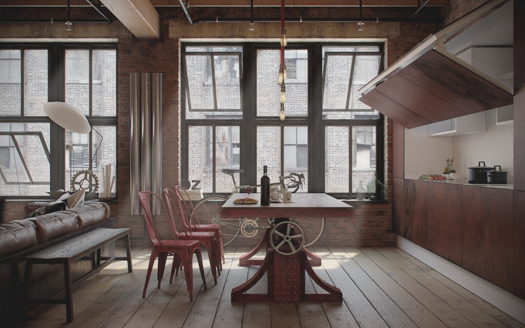Den-Loft by Nordes Design | Design +