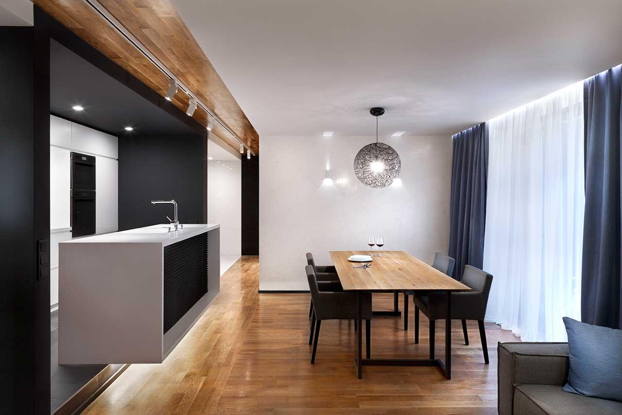 Contemporary Apartment in Sofia by All In Studio | Design