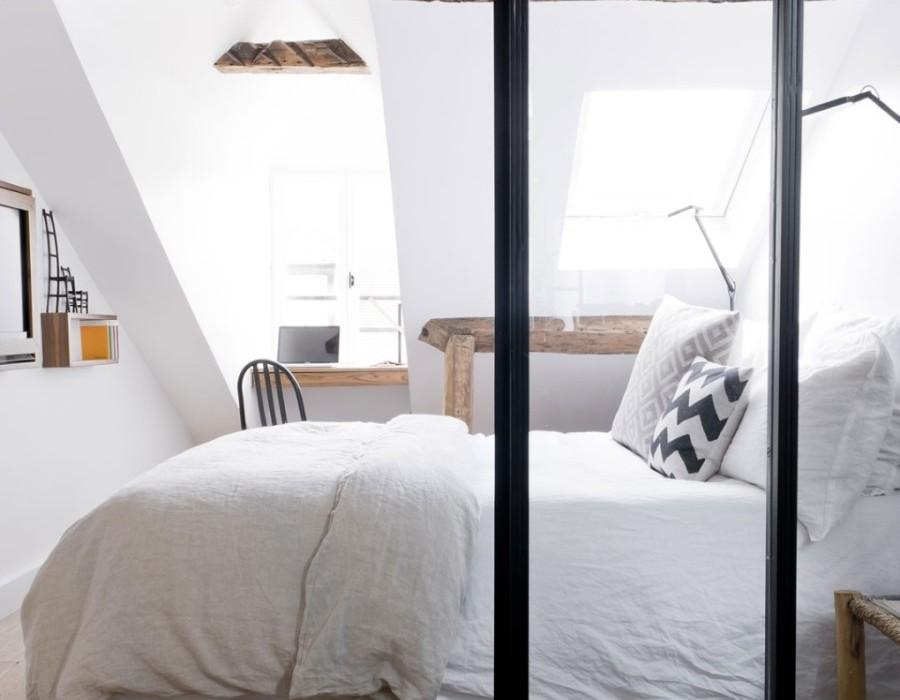 Saint-Paul-Apartment-18th-Century-Paris-Loft-Renovated-with-Eclectic-Charm-3