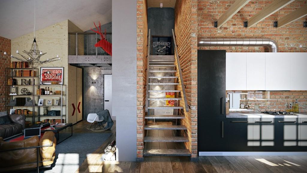 Loft-apartment-with-an-interior-design-made-by-Paul-Vetrov-HomeWorldDesign-12-1024x576