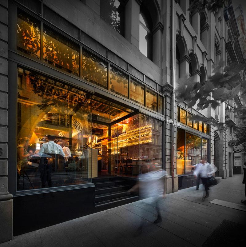 Lot 1 Cafe Amp Restaurant In Sydney Australia Design