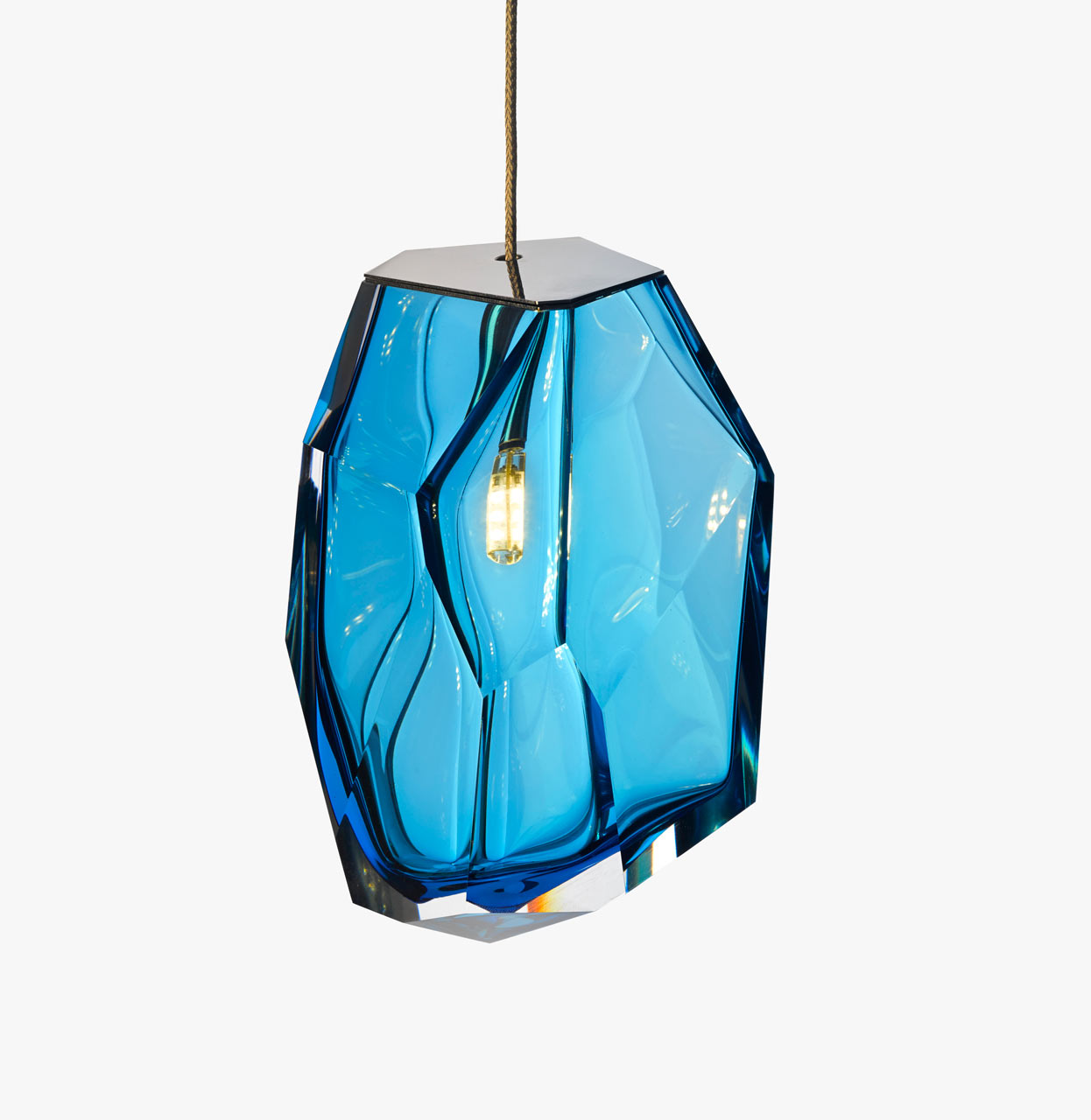 Crystal Rock Lighting Designed By Arik Levy For Lasvit