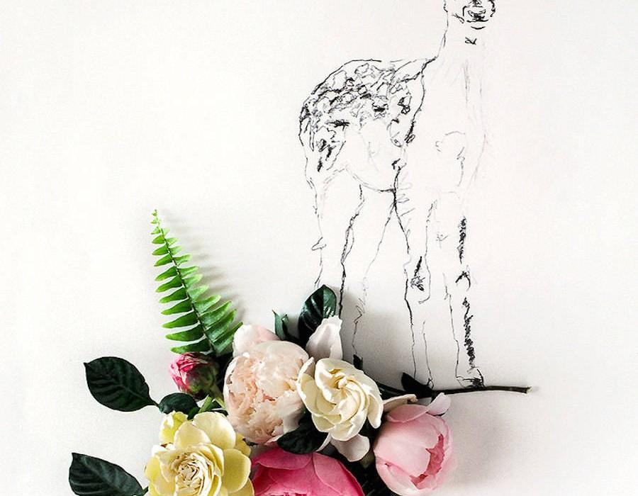 animalillustrationsflowers8-900x1125