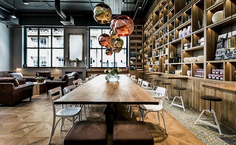 pano brot kaffee in stuttgart by dittel architekten design. Black Bedroom Furniture Sets. Home Design Ideas