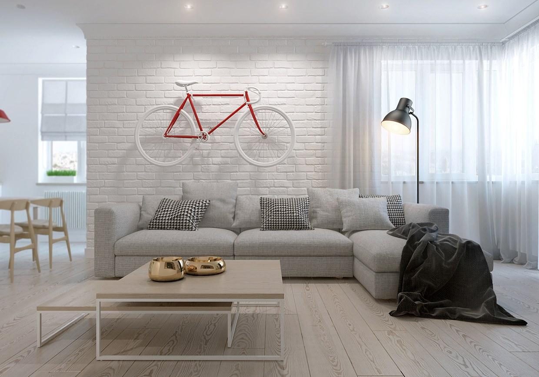 Hello Scandinavia Apartment by Kaschuk Kostyantyn | Design