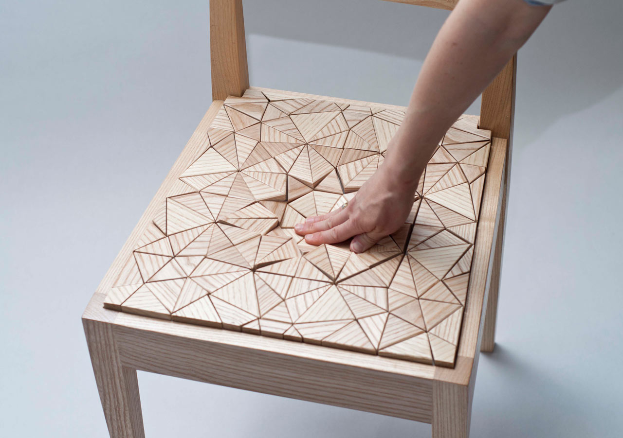 "Squishy"" Chairs by New Colony Furniture 