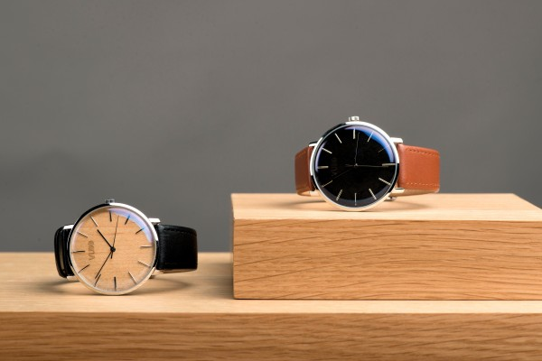 VUDD Watches: Scandinavian design & Swiss movement