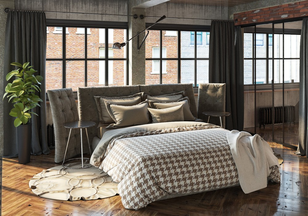 industrial-bedroom-with-a-view