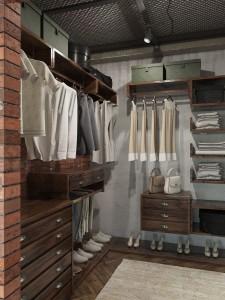 industrial-loft-walk-in-closet