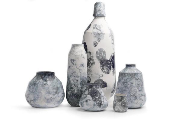 BUBBLEGRAPHY Vases by studio ODDNESS