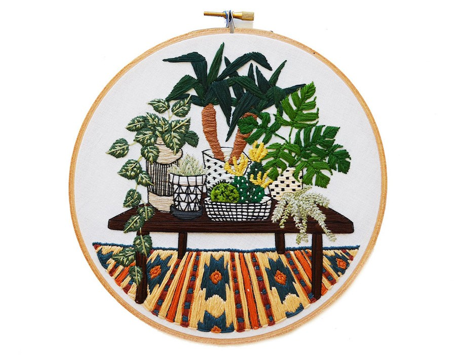 Plants-and-Daily-Life-Scenes-Embroideries-8