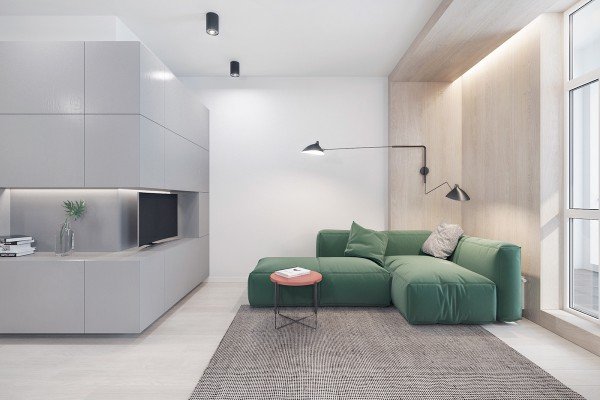 geometric-shelf-colorful-sofa-sitting-area
