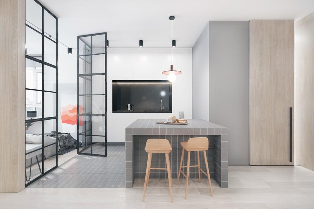 island-glass-door-living-room