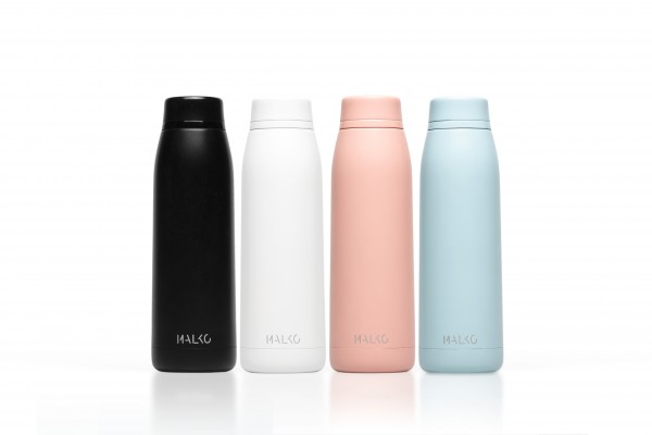 Malko Bottle: New design for urban life