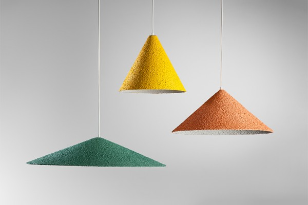 Spritz Hanging Lamps by Yuval Tzur