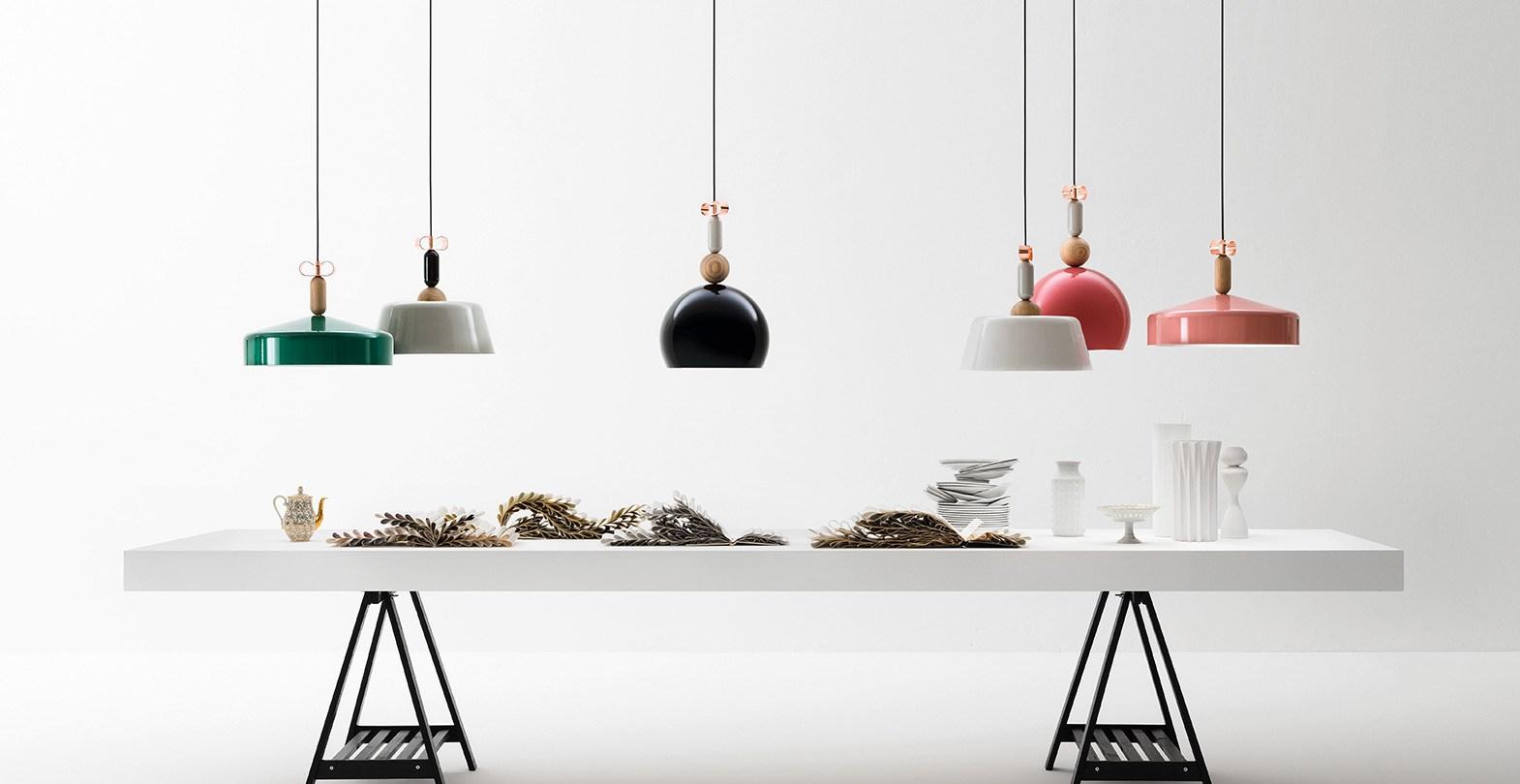 bon ton pendant lampscristina celestino for torremato   design +