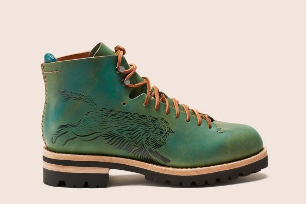 Limited edition hiking boots by FEIT x BDDW