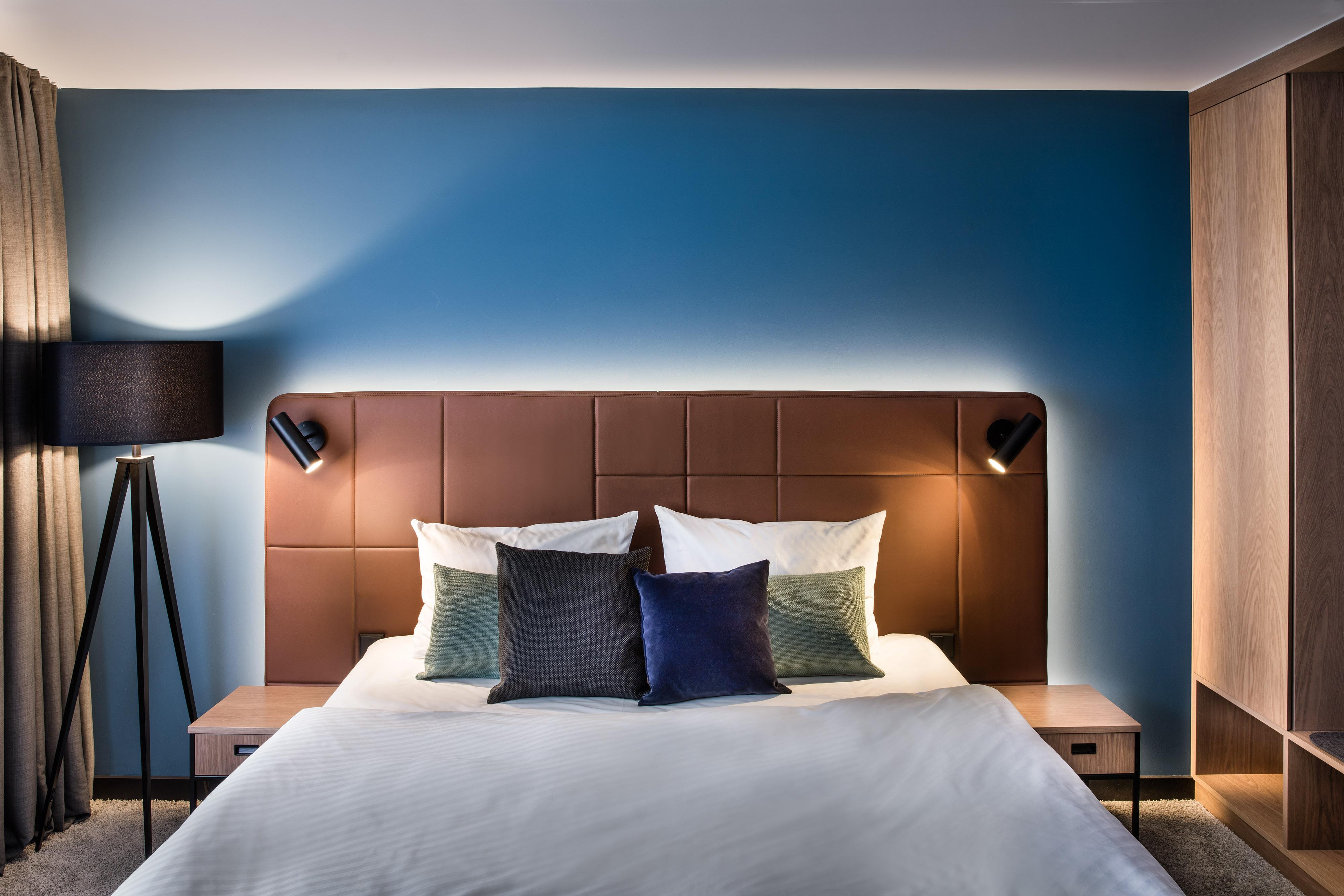 Hotel Domizil designed by Dittel Architekten | Design +