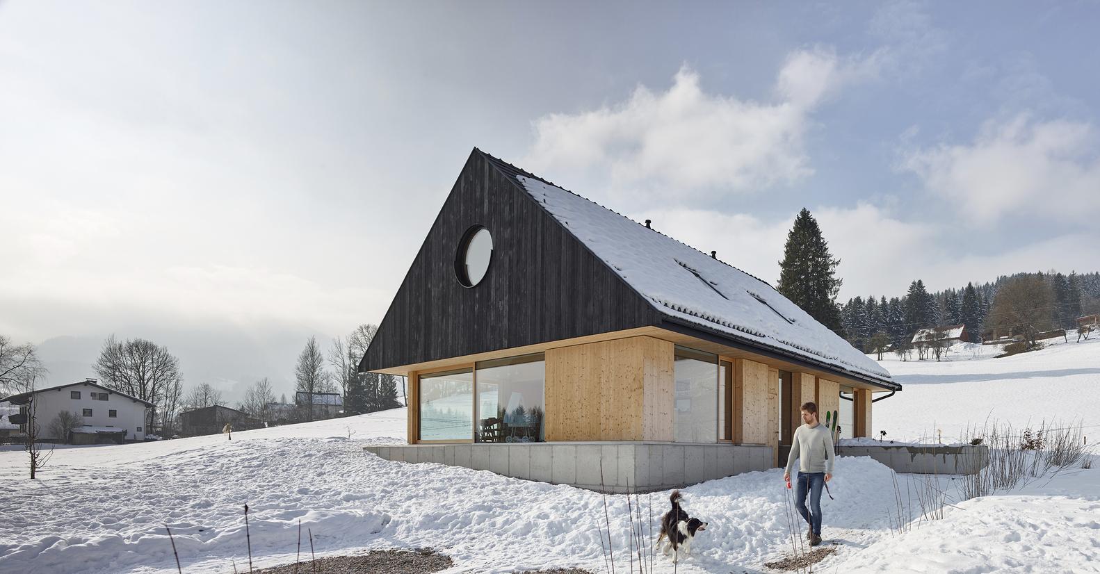 architektur haus villa architektur haus design modern wohn haus bliss waechter architektur. Black Bedroom Furniture Sets. Home Design Ideas