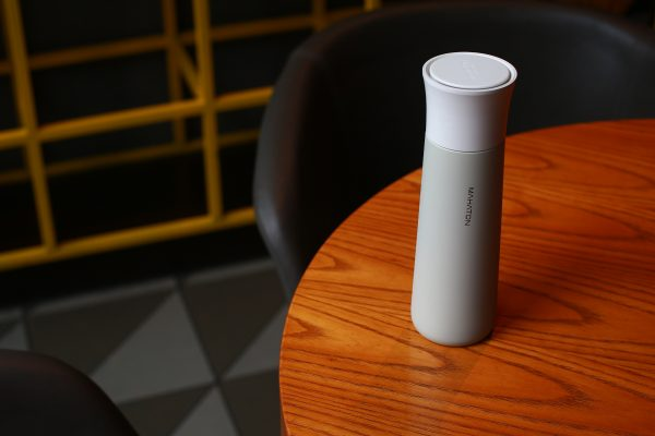 Mahaton Bottle: water bottle that truly cares for your health.