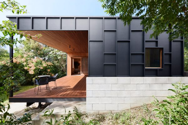 OCM House designed by Studio Jackson Scott