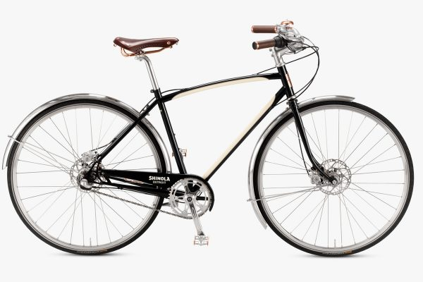 The Bixby bike by Shinola