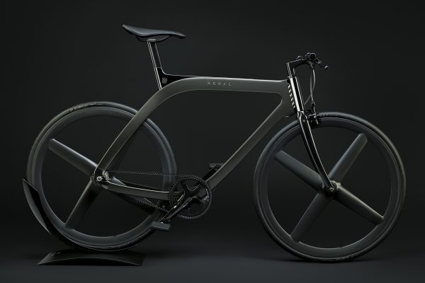 AKHAL: Luxury bicycle designed by EXTANS