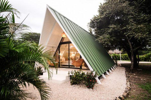 A FRAME Cabin MK / MICHERON STUDIO